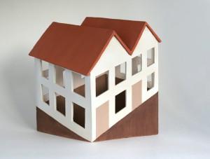 Vals Perspectief Huis
